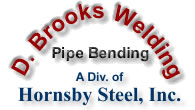 D. Brooks Welding